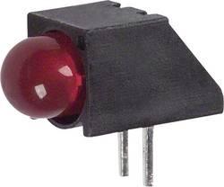 LED modul, rdeča (D x Š x V) 12.45 x 9.78 x 6.1 mm Dialight 550-0407F