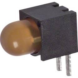 LED-komponent Dialight (L x B x H) 10.21 x 9.77 x 6.1 mm Gul