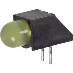 LED-komponent Dialight (L x B x H) 13.85 x 9.78 x 6.1 mm Gul
