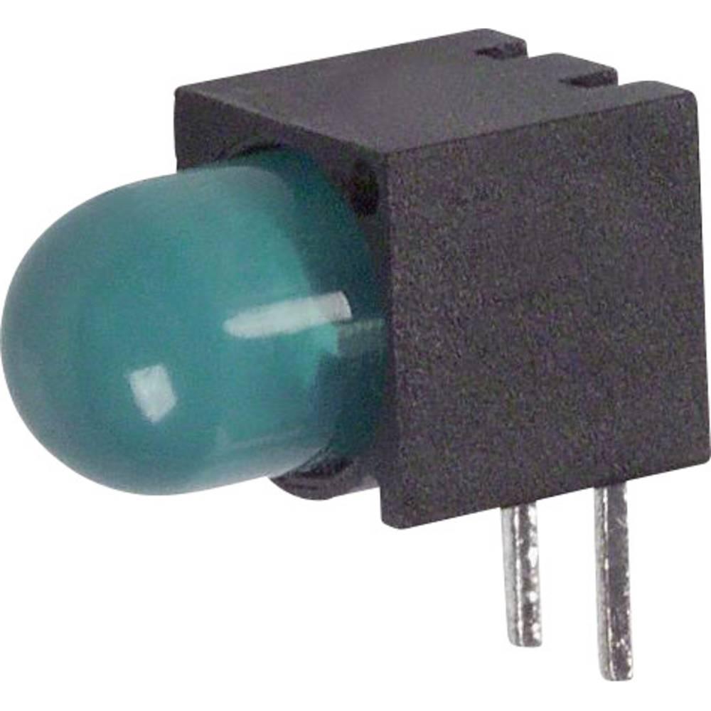 LED-komponent Dialight (L x B x H) 10.84 x 9.78 x 6.1 mm Grøn