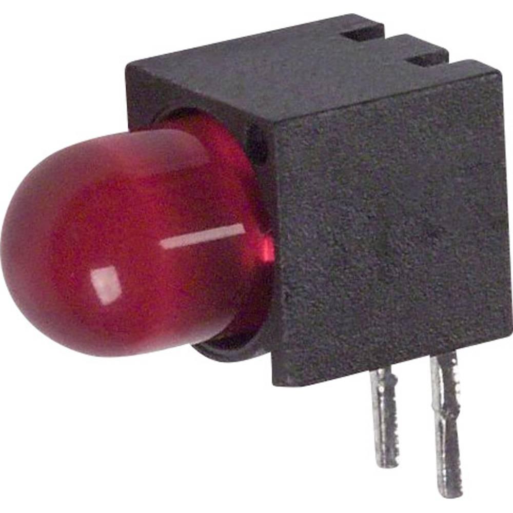 LED-komponent Dialight (L x B x H) 10.84 x 9.78 x 6.1 mm Rød