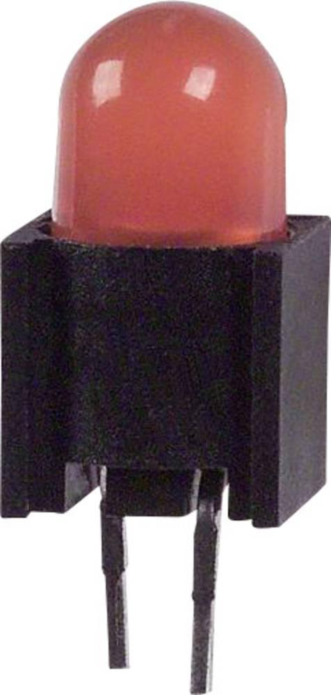 LED-komponent Dialight (L x B x H) 14.52 x 6.1 x 6.1 mm Orange