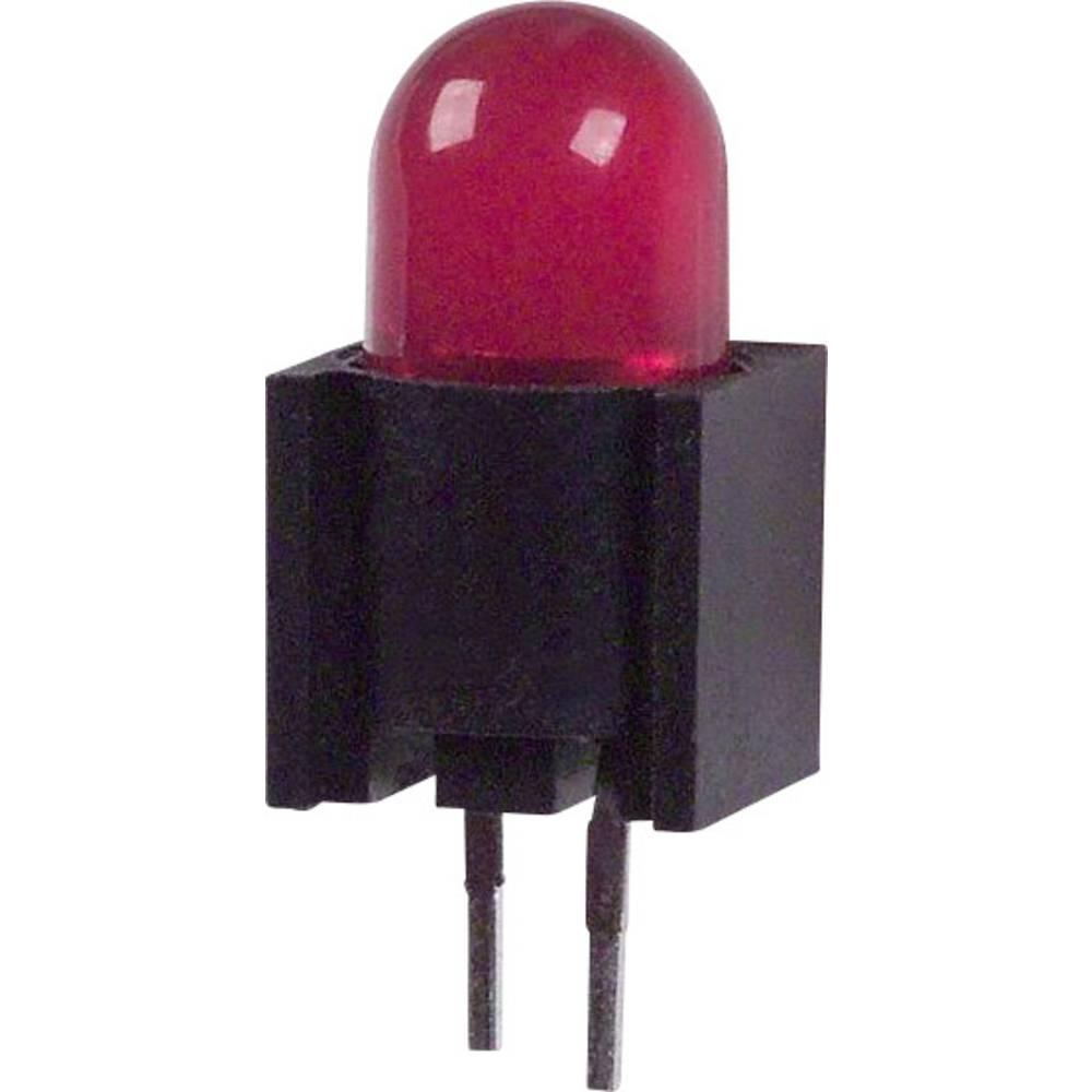 LED-komponent Dialight (L x B x H) 14.52 x 6.1 x 6.1 mm Rød