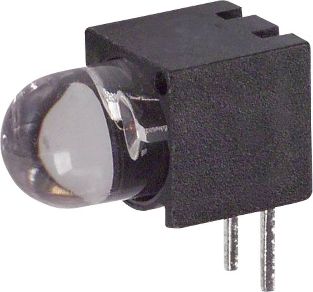 LED-komponent Dialight (L x B x H) 13.62 x 13.08 x 6.1 mm Rød