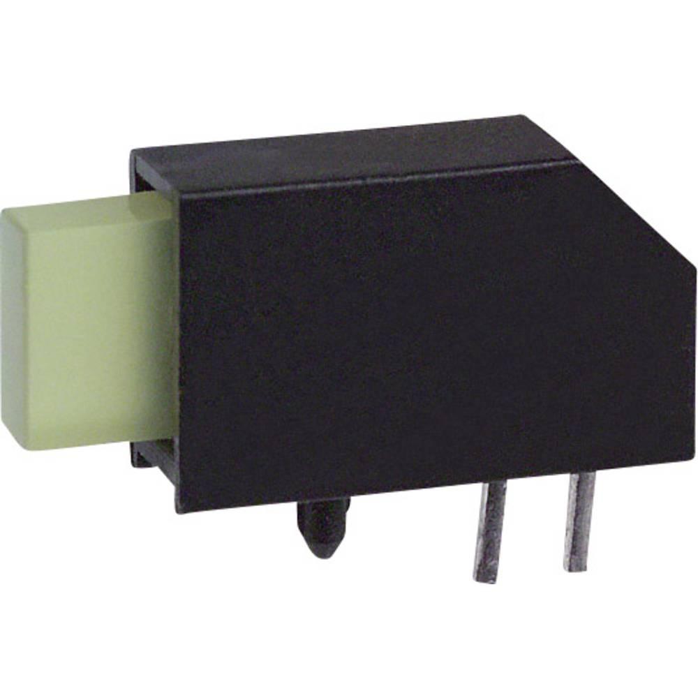 LED-komponent Dialight (L x B x H) 15.11 x 9.02 x 3.68 mm Gul