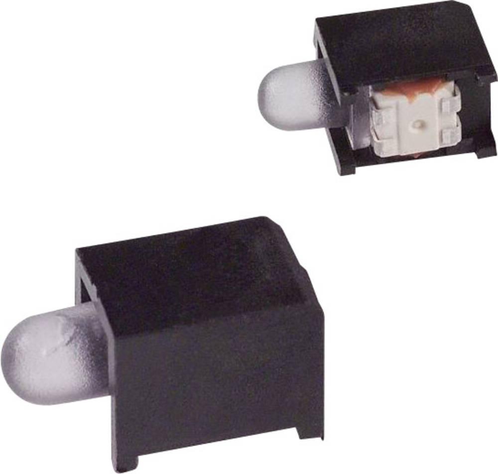 LED-komponent Dialight (L x B x H) 8.76 x 5.03 x 4.32 mm Grøn, Gul