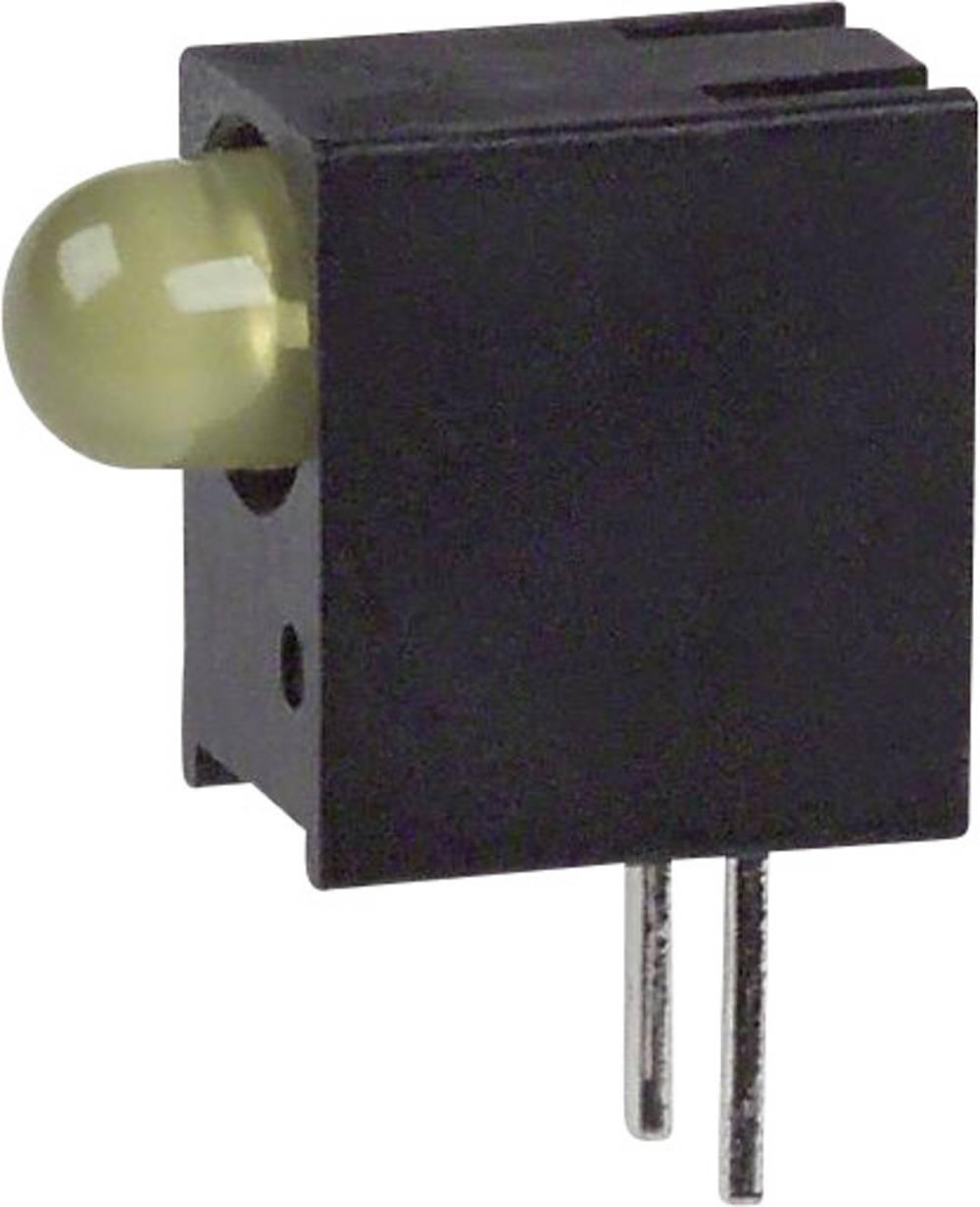 LED-komponent Dialight (L x B x H) 10.78 x 8.89 x 4.32 mm Gul