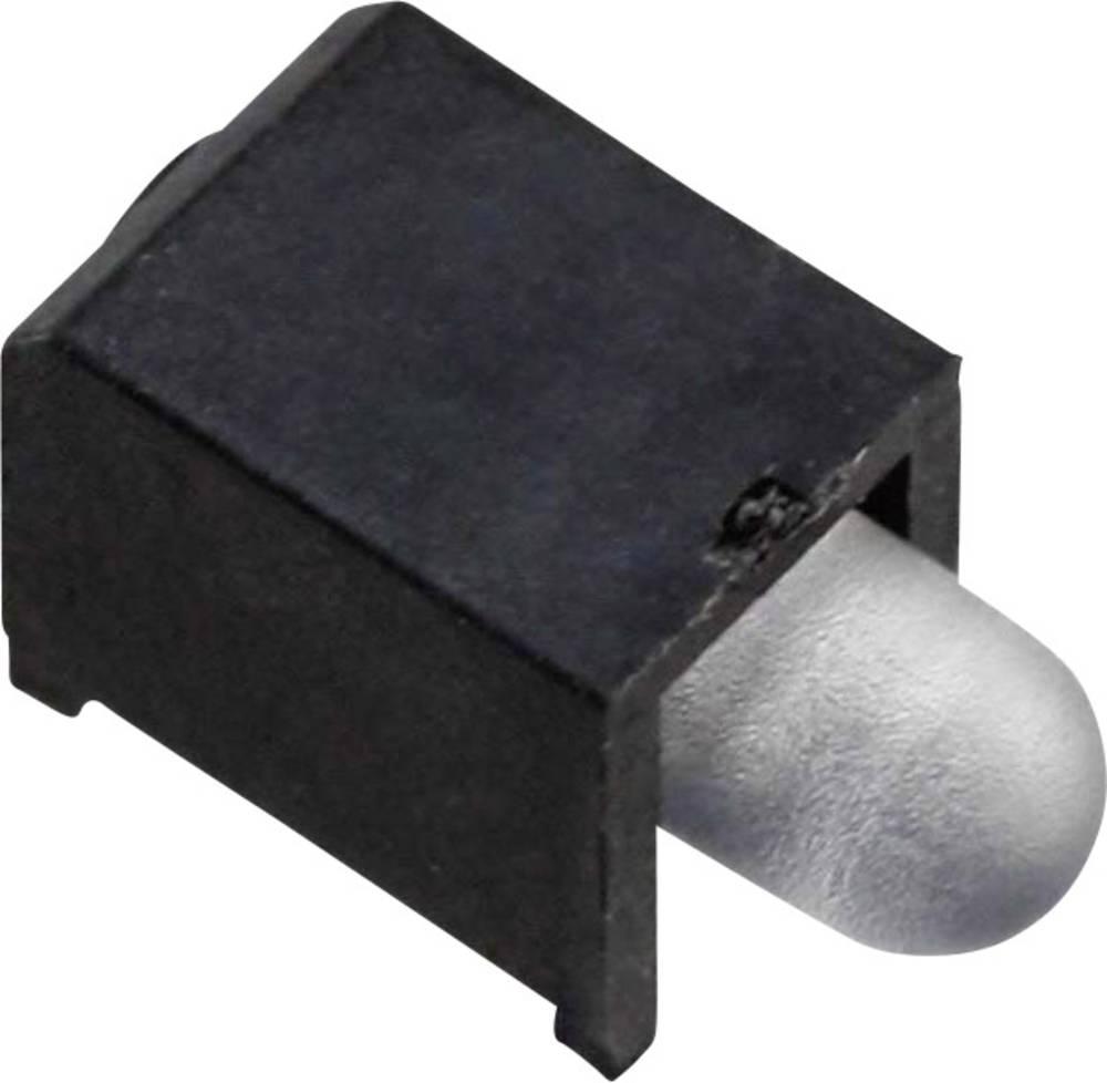 LED-komponent Dialight (L x B x H) 8.8 x 5 x 4.3 mm Rød