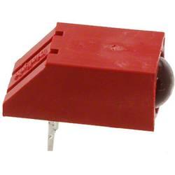 LED-komponent Dialight 550-1710-807F Rød