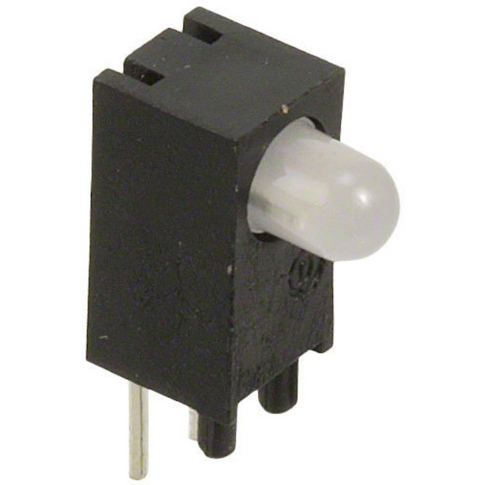LED-komponent Dialight (L x B x H) 12.28 x 8.2 x 4.6 mm Grøn, Rød