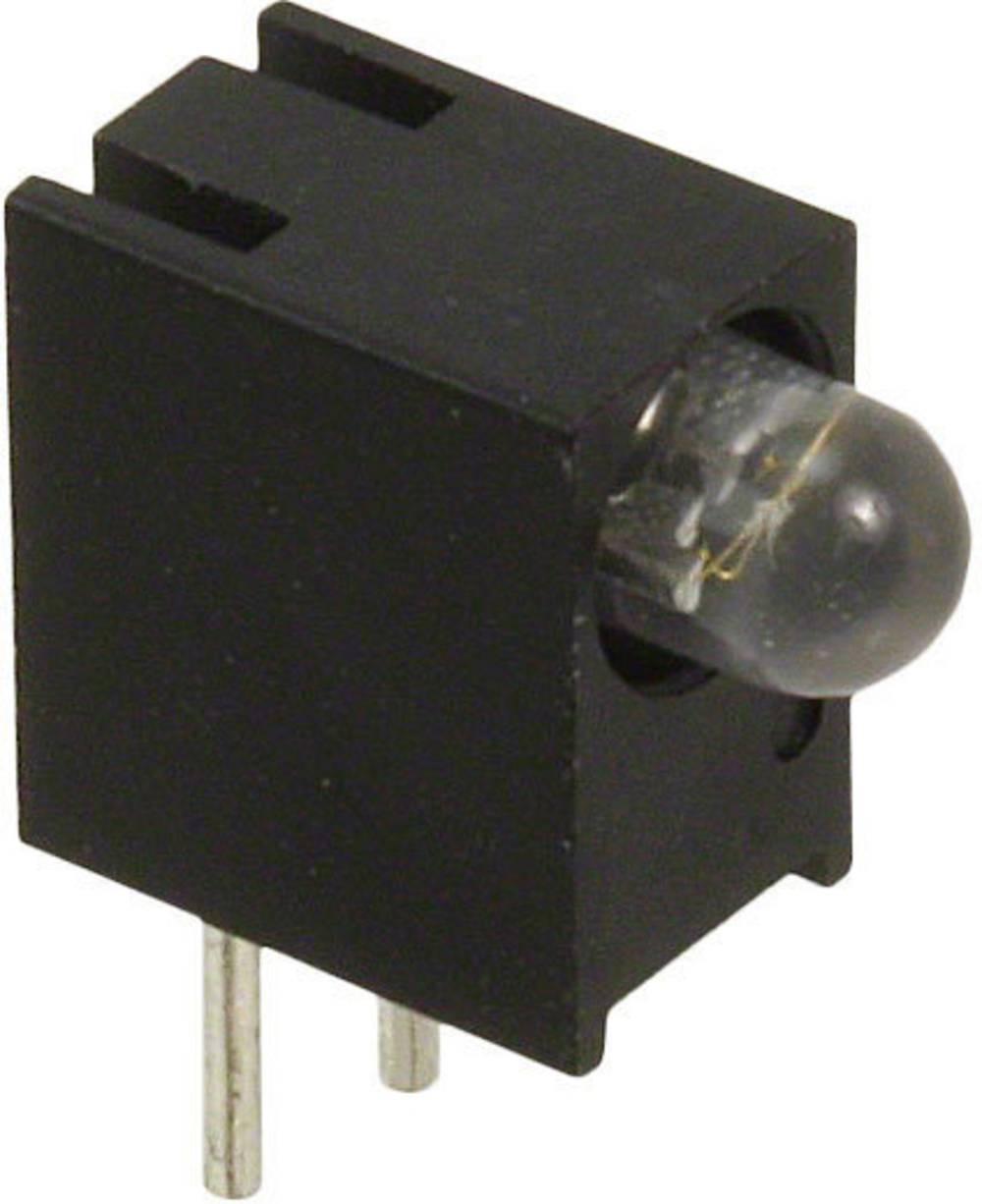 LED-komponent Dialight (L x B x H) 10.79 x 8.76 x 4.32 mm Grøn, Orange