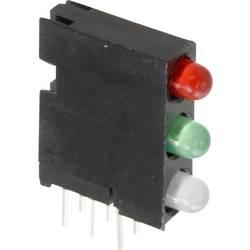 LED-komponent Dialight Rød, Grøn, Blå