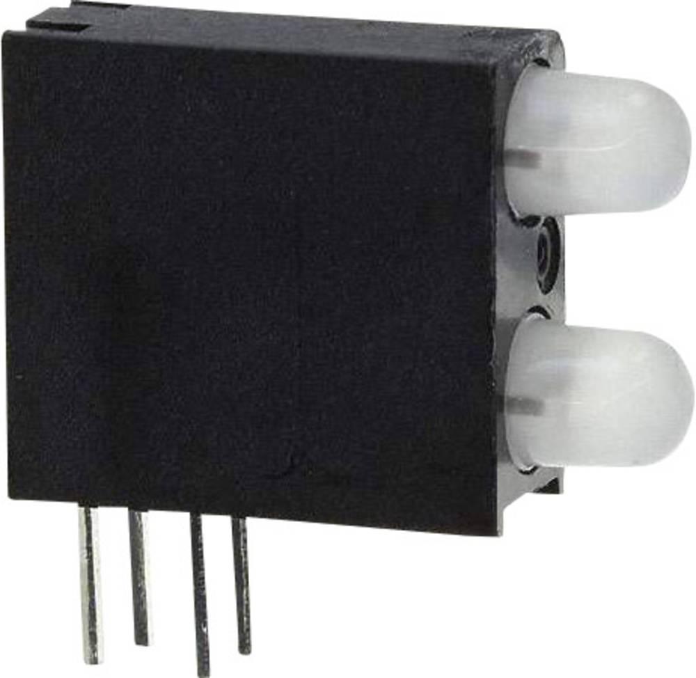 LED-komponent Dialight (L x B x H) 14.06 x 13.33 x 4.32 mm Blå
