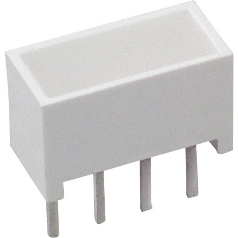 LED-komponent Broadcom (L x B x H) 10.28 x 10.16 x 4.95 mm Rød