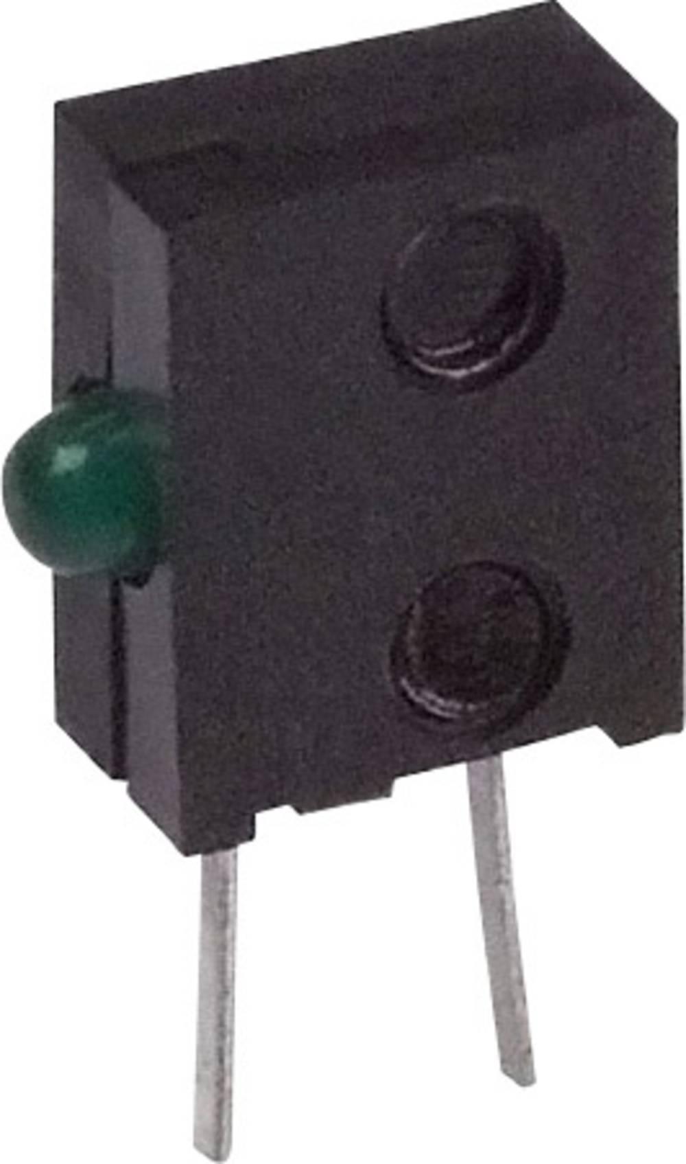 LED-komponent Broadcom (L x B x H) 11.05 x 6.6 x 2.62 mm Grøn