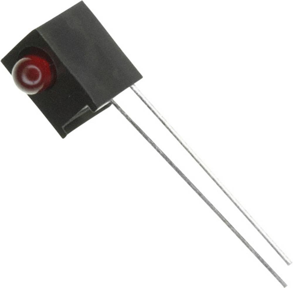 LED-komponent Broadcom (L x B x H) 15.41 x 8.84 x 4.65 mm Rød