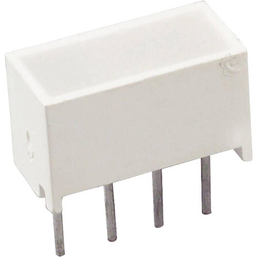 Panel-LED LUMEX (L x B x H) 10.6 x 9.94 x 4.86 mm Grøn