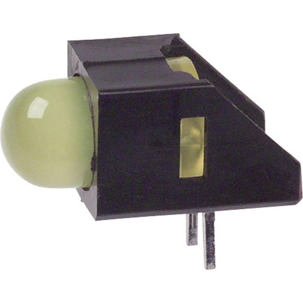 LED-komponent LUMEX (L x B x H) 12.8 x 9.58 x 6.2 mm Gul