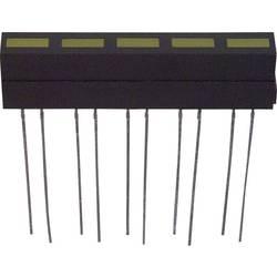 LED-komponent LUMEX (L x B x H) 35.5 x 33.4 x 6.1 mm Gul