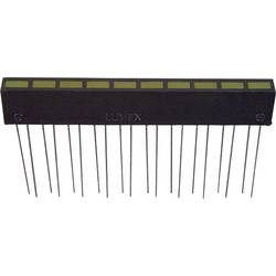 LED bånd LUMEX (L x B x H) 60.8 x 35 x 5 mm Gul
