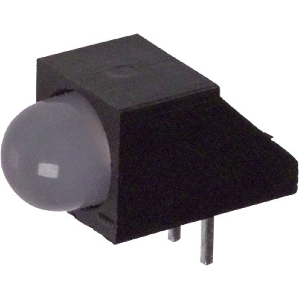 LED-komponent LUMEX (L x B x H) 12.4 x 9.18 x 6 mm Grøn, Rød