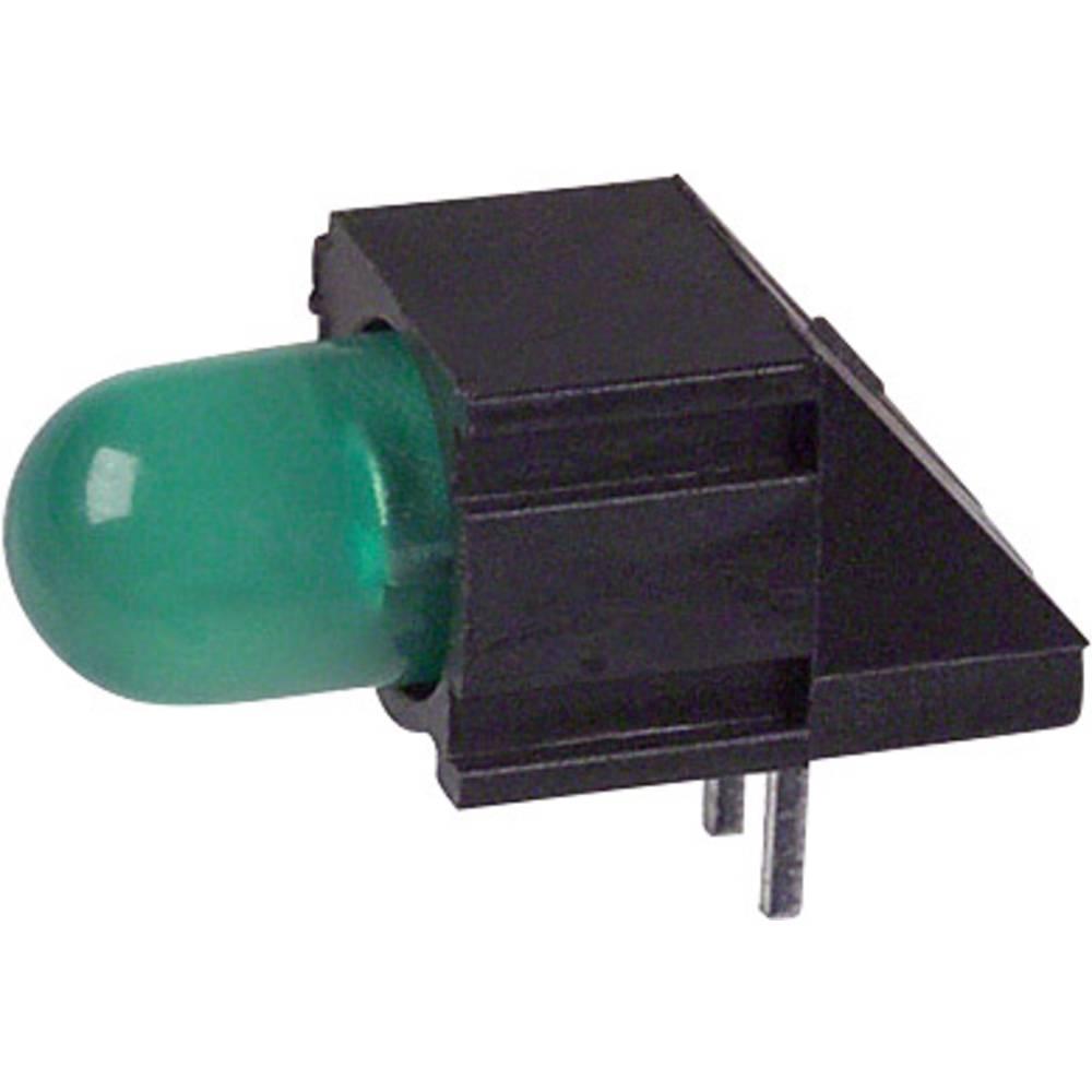 LED-komponent LUMEX (L x B x H) 14.2 x 9.18 x 6.9 mm Grøn