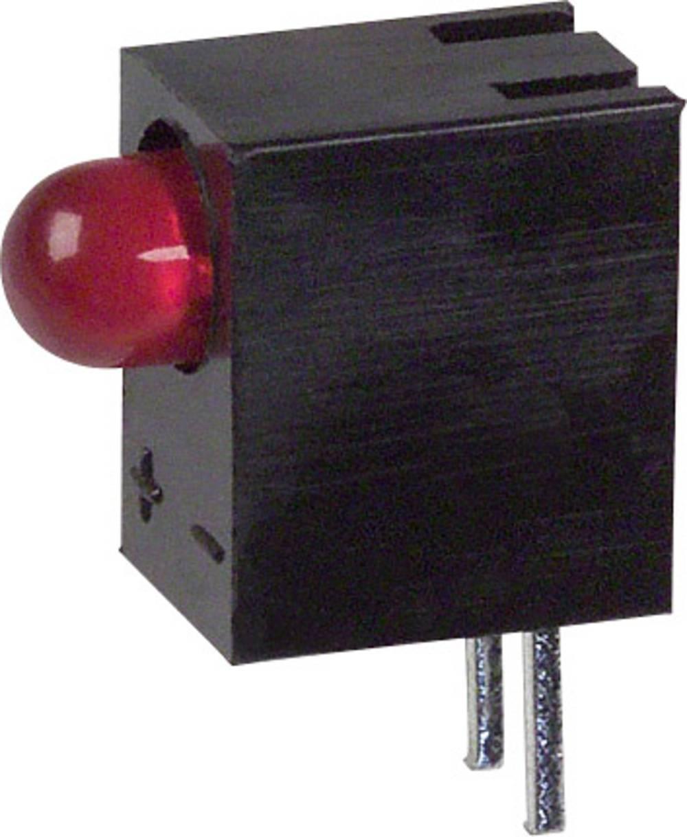 LED-komponent LUMEX (L x B x H) 10.55 x 9.25 x 4.6 mm Rød