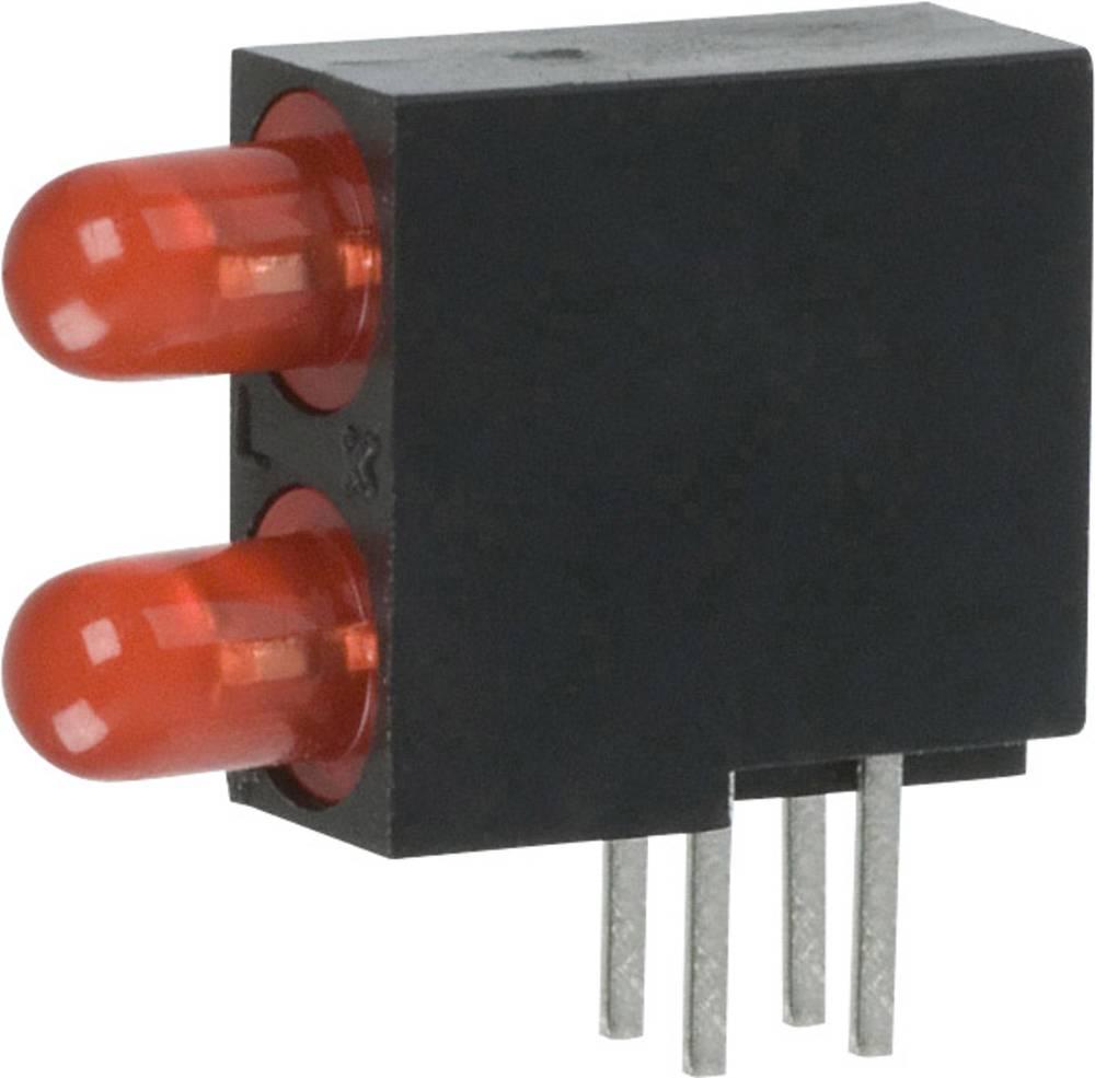 LED-komponent LUMEX (L x B x H) 14 x 10.88 x 4.6 mm Rød