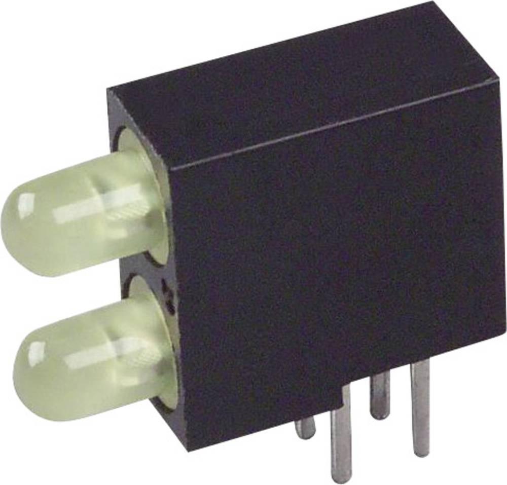 LED-komponent LUMEX (L x B x H) 14 x 10.88 x 4.6 mm Gul