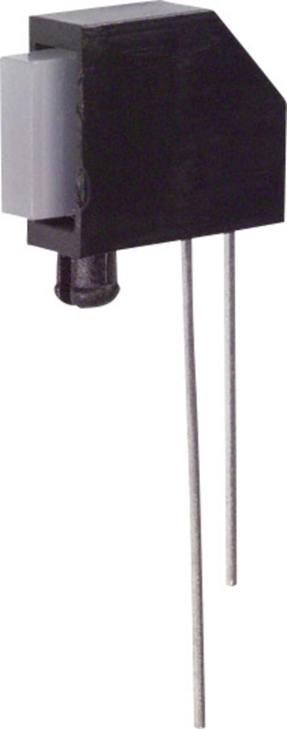 LED-komponent LUMEX (L x B x H) 32.99 x 14.64 x 3.6 mm Grøn, Rød