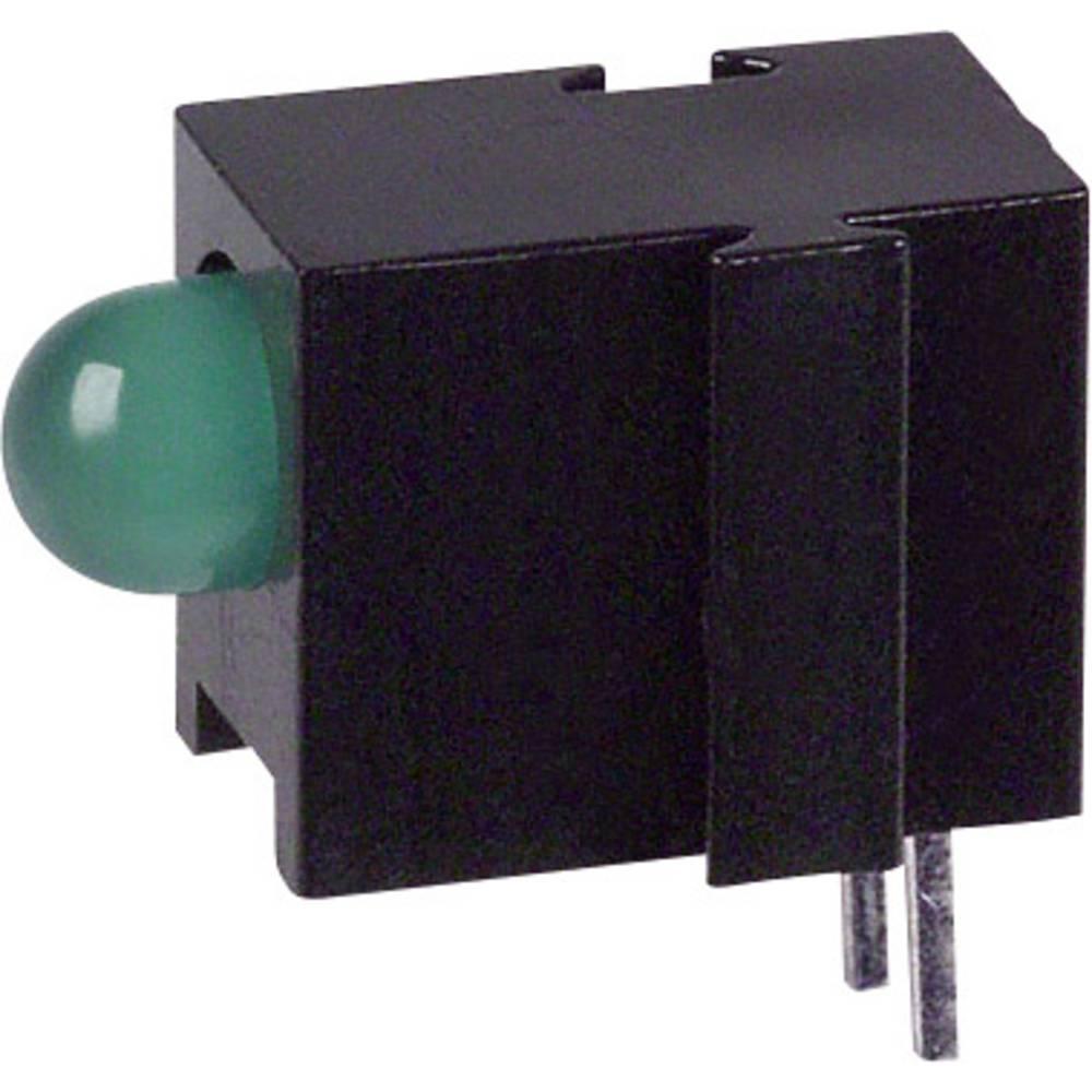 LED-komponent LUMEX (L x B x H) 11 x 10.28 x 6 mm Grøn