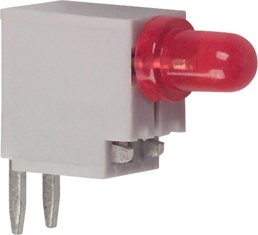 LED-komponent LUMEX (L x B x H) 13.92 x 10.82 x 4.5 mm Rød