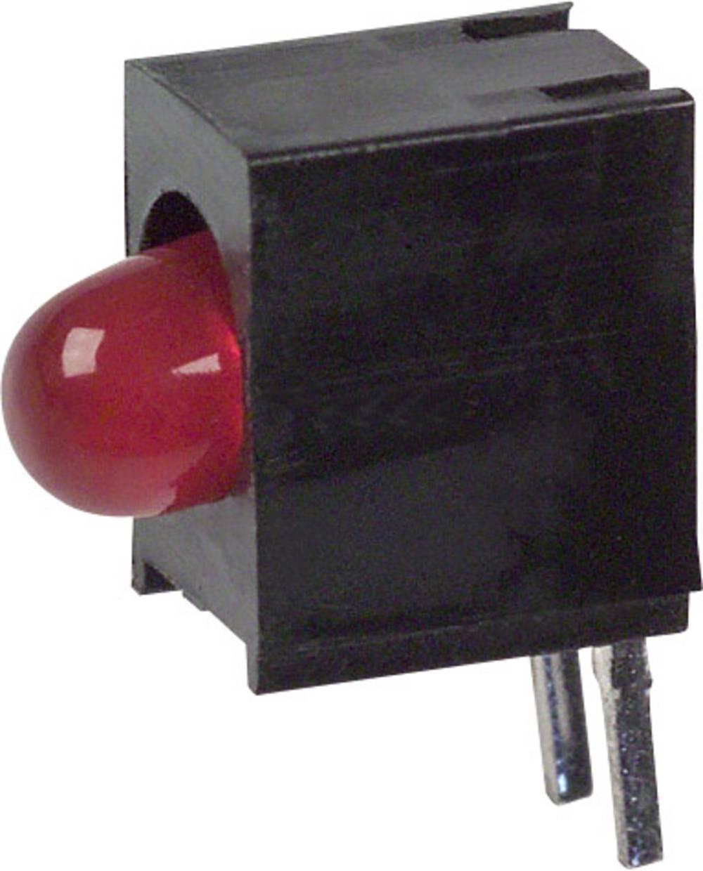 LED-komponent LUMEX (L x B x H) 9.51 x 7.76 x 4.03 mm Rød
