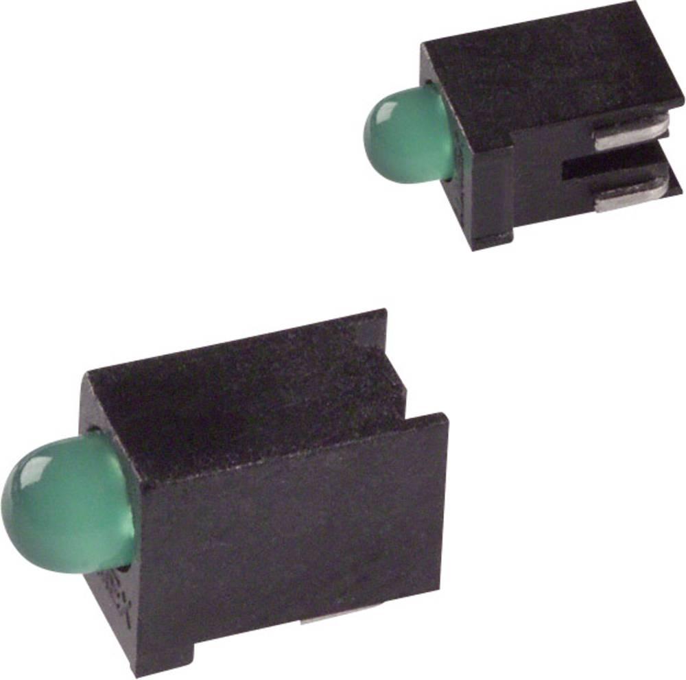 LED-komponent LUMEX (L x B x H) 9.3 x 5.5 x 4 mm Grøn