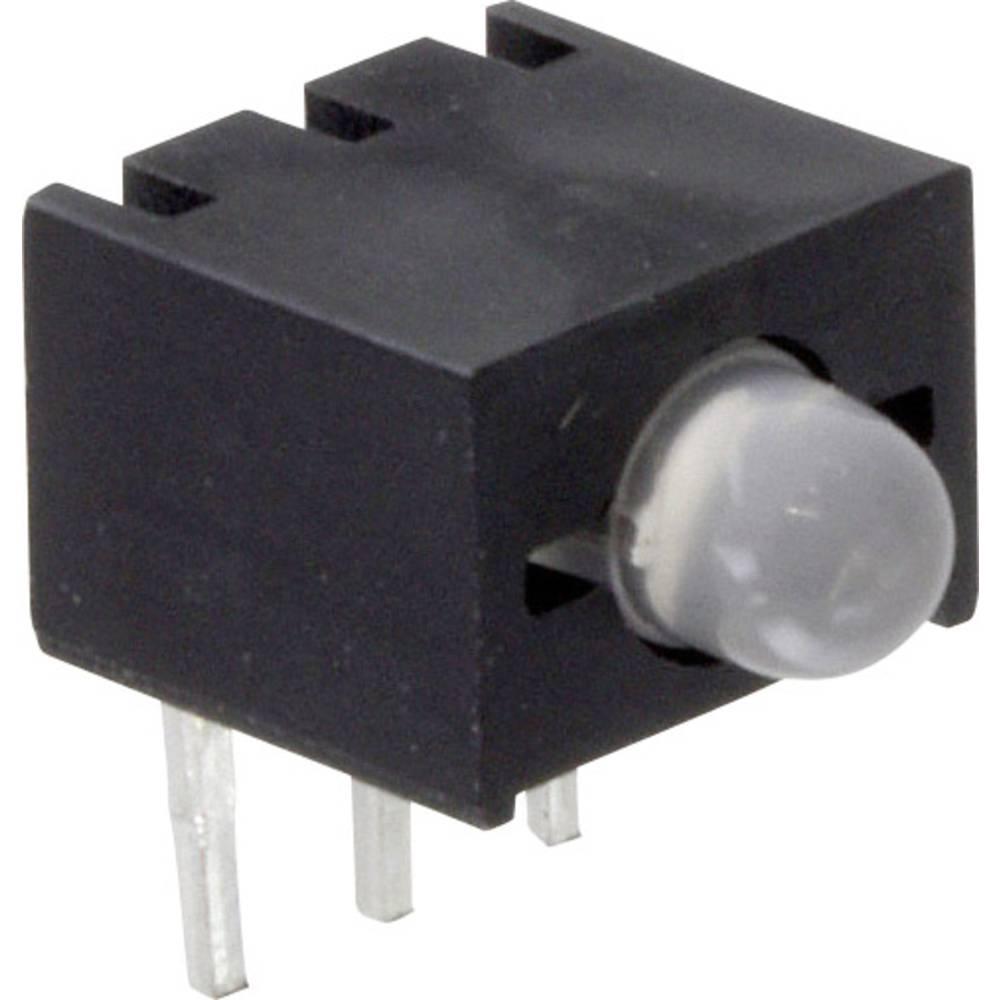 LED-komponent LUMEX (L x B x H) 9.05 x 8.46 x 7 mm Grøn, Rød