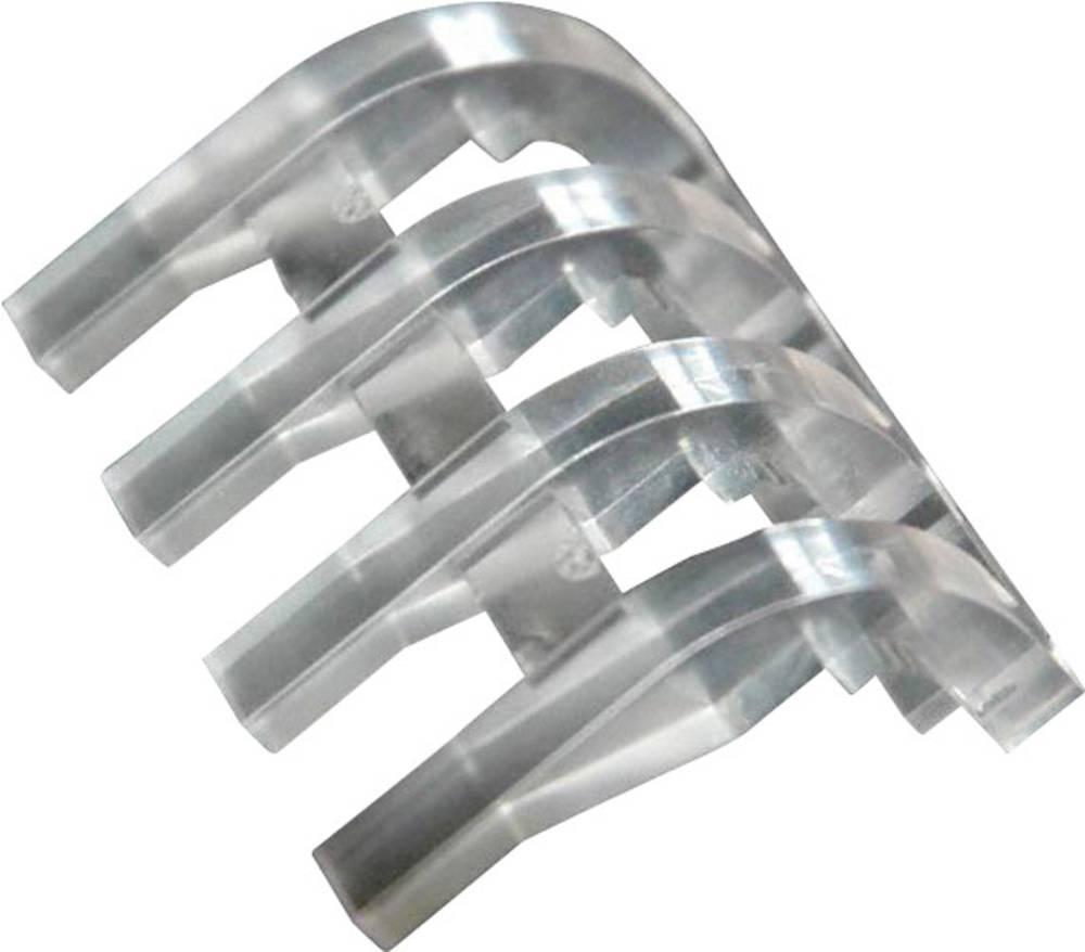 Svjetlovod 515-1022F Dialight za: MicroLED SMT LEDs 1-redni/4-struki 3.05 mm x 5.08 mm