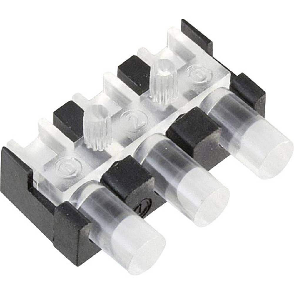 Optična vlakna Dialight 515-1020-805F 1-vrstica/3-krat 3 x 3.56 mm