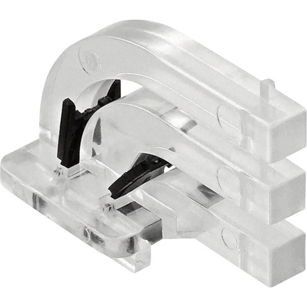 Optična vlakna Dialight 515-1108F primerno za: SMT LEDs 1-vrstica/3-krat 3.18 mm x 3.18 mm