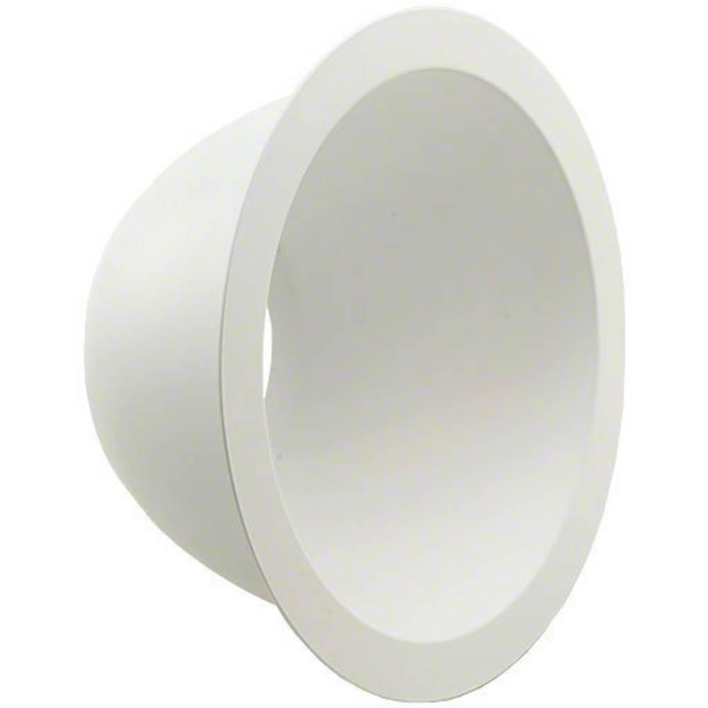 LED reflektor, beli, za LED: LMH2 LED modul,e CREE LMH020-REFL-0000-0000064