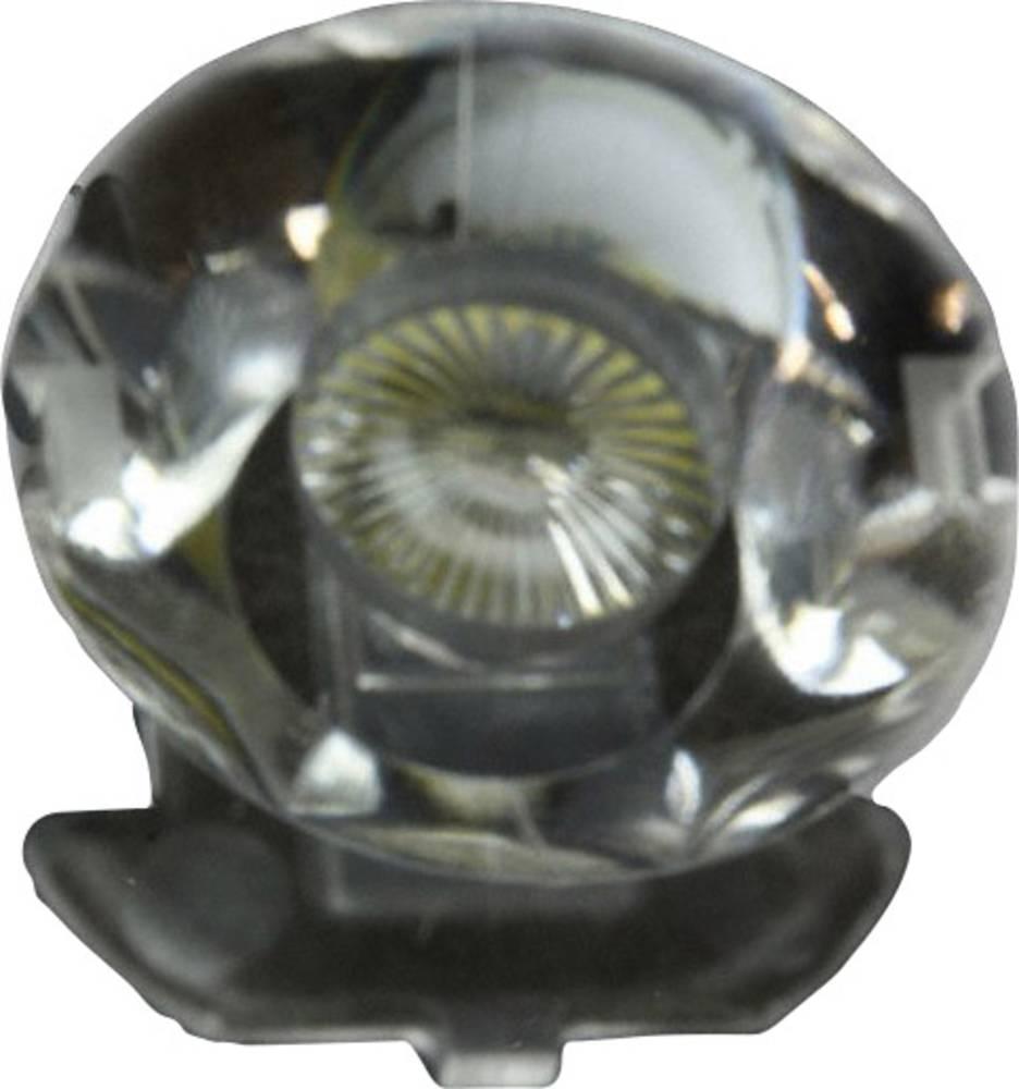 Pokrovček za lečo, prozoren 12 ° za LED: Cree Xlamp® 7090 LED-serijska Dialight OPT-X1006