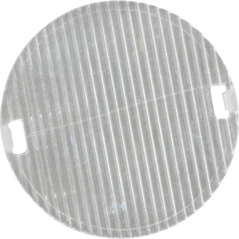 Pokrovček za lečo, čisti, prozoren, 4 °, 27 ° za LED: LUXEON, Osram Golden Dragon, Nichia Jupiter Dialight OPA-A1OSL