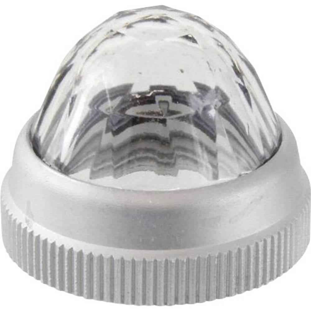 LED pokrovček, prozoren Dialight 103-1337-403