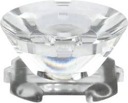 Pokrovček za lečo, čisti, prozoren, 2 ° za LED: Osram Golden Dragon® LED-serijska Dialight OPG-D1002