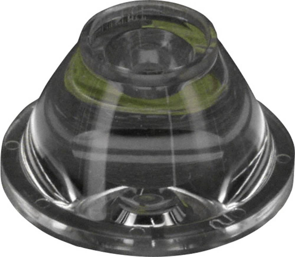 Kolimatorska leča, čista prozorna 30 ° za LED: ASMT-Mxxx, QSMT-MWBx Broadcom ASMT-M030