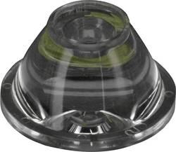 Kolimatorska leča, čista prozorna 15 ° za LED: ASMT-Mxxx, QSMT-MWBx Broadcom ASMT-M015