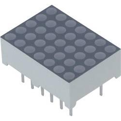 Punkt-matrix-display Lite-On 17.22 mm 2.1 V Grøn