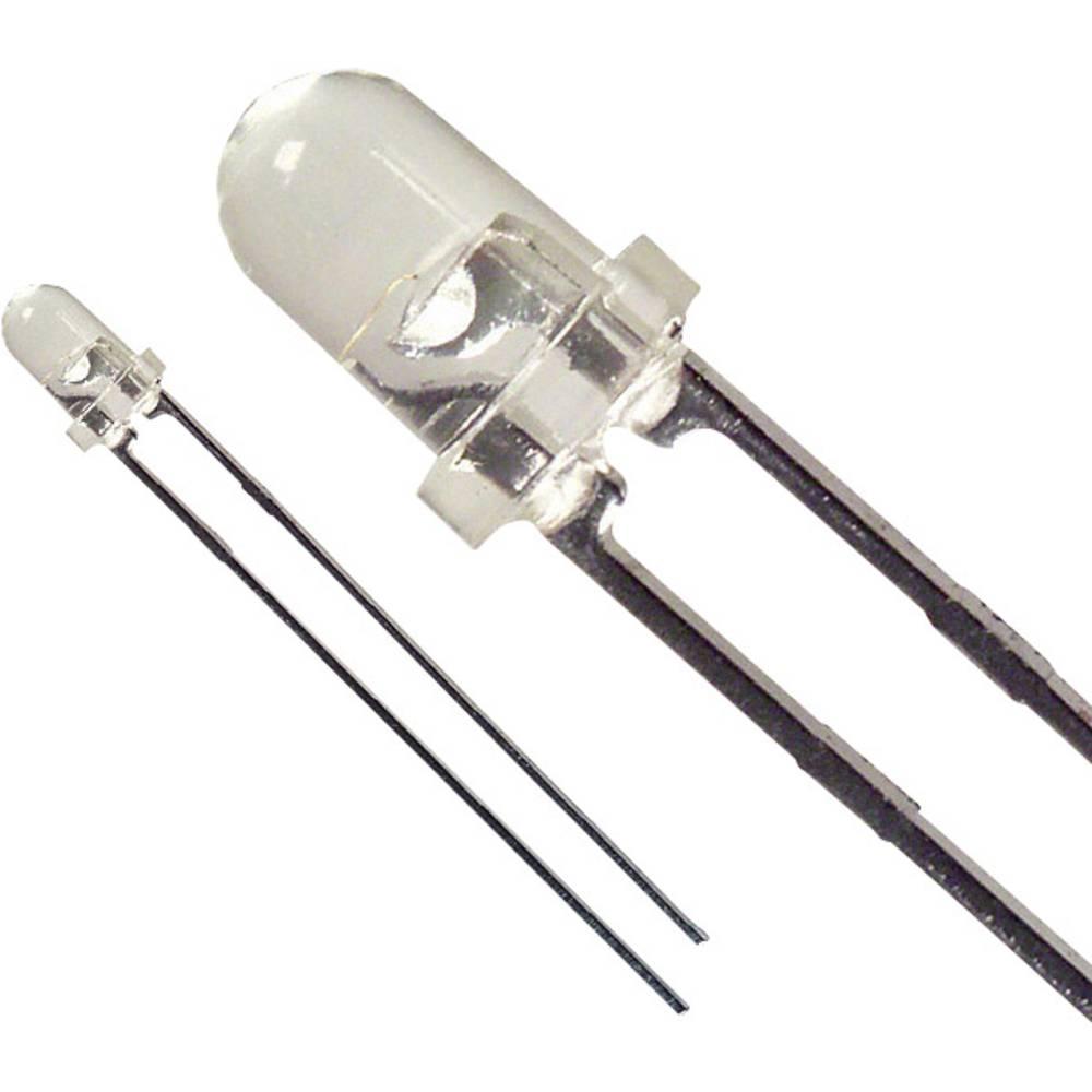 IR-emitter Lite-On 940 nm 20 ° 3 mm rund med radial tråd