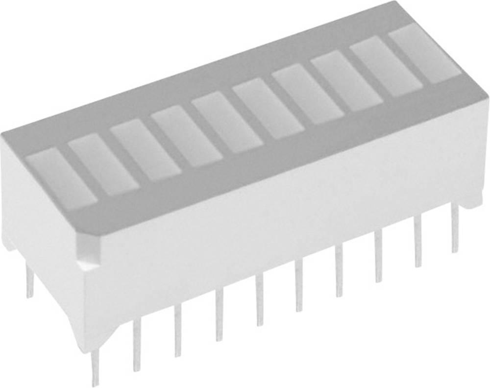 LED-søjlediagram Lite-On (L x B x H) 25.27 x 11.8 x 10.16 mm Grøn