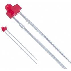 LED med ledninger Lite-On 1.8 mm 12.6 mcd 38 ° 30 mA 2 V Rød
