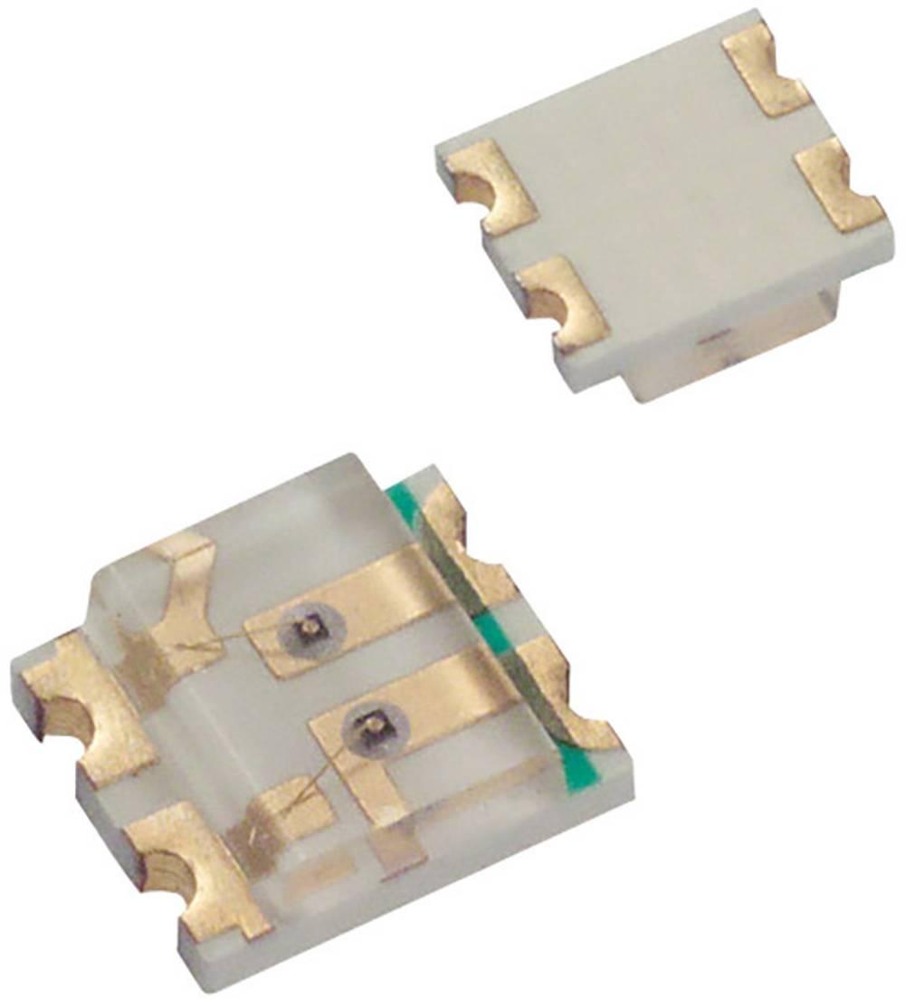 SMD LED Lite-On LTST-C155GEKT 3225 7 mcd, 6 mcd 130 ° Grøn, Rød